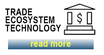 financial services trade ecosystem and technology