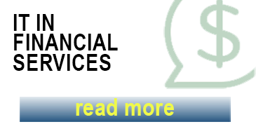 financial services and information technology